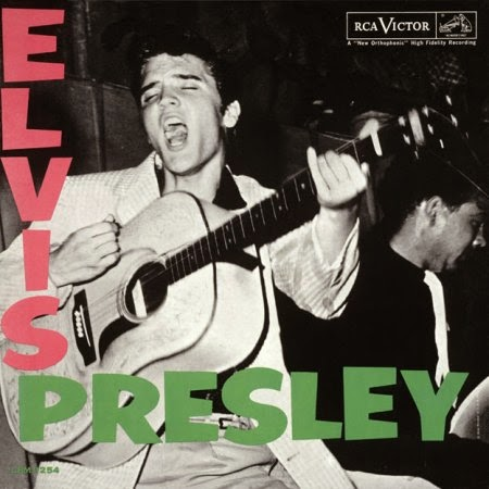9 – Elvis Presley by Elvis Presley