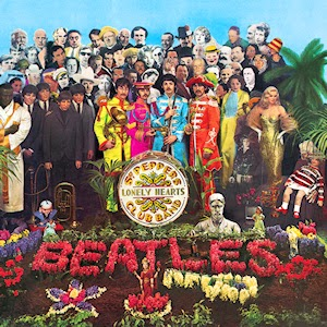 82 – Sgt. Pepper's Lonely Hearts Club Band – The Beatles