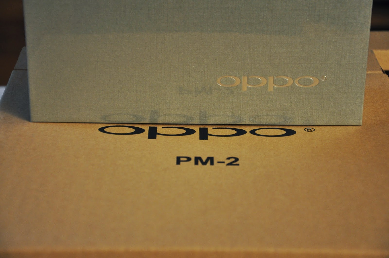 Oppo PM-2 Headphones – Out of the box