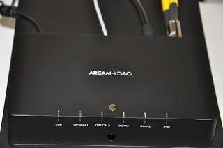 Arcam irDAC review.