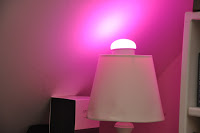 MiPOW Playbulb Rainbow Pink
