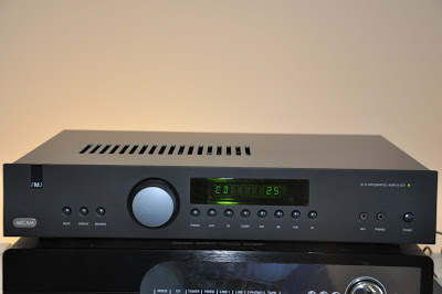 Arcam FMJ A19 - HiFi and Music Source