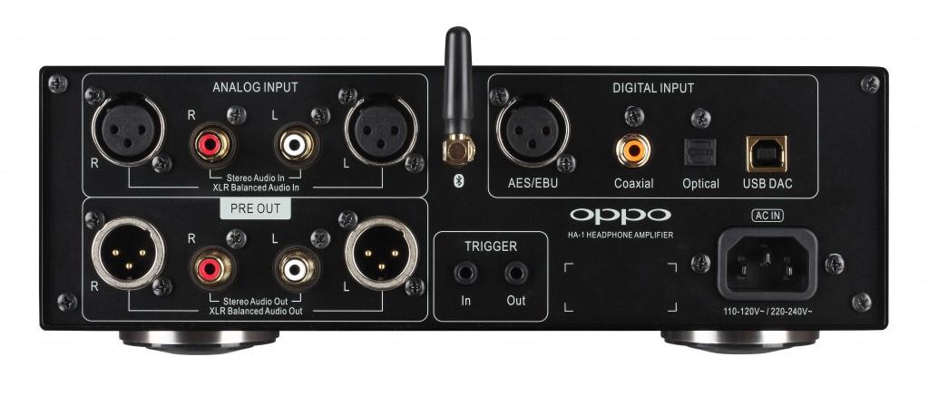 Oppo HA-1 – Headphone Amplifier