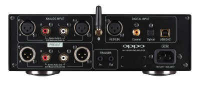 Oppo HA-1 – Headphone Amplifier