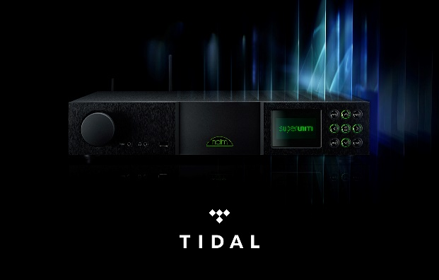 Naim adds Tidal Streaming