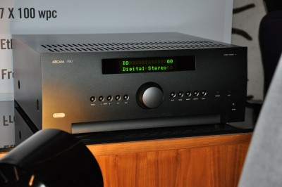Arcam Solo AVR Event