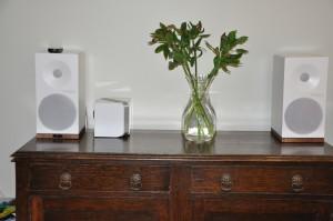Tangent Spectrum T5 BT active speakers