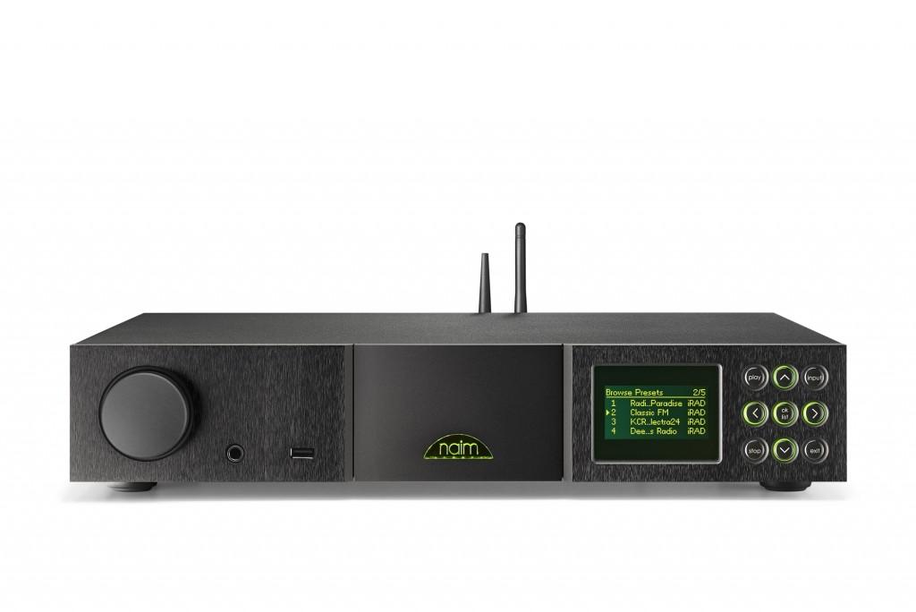 Naim NAC-N 272 Streaming Pre-Amp