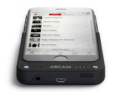 Arcam MusicBoost for iPhone6