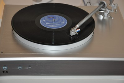 T+A G2000 R turntable review
