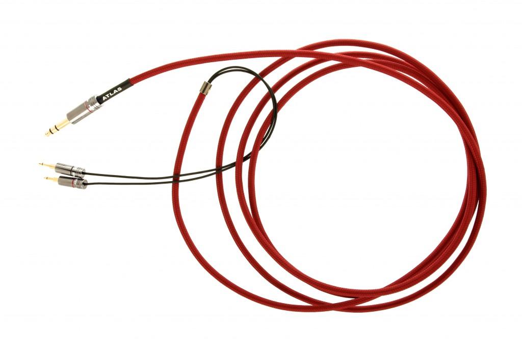 Atlas Zeno headphone cable upgrade