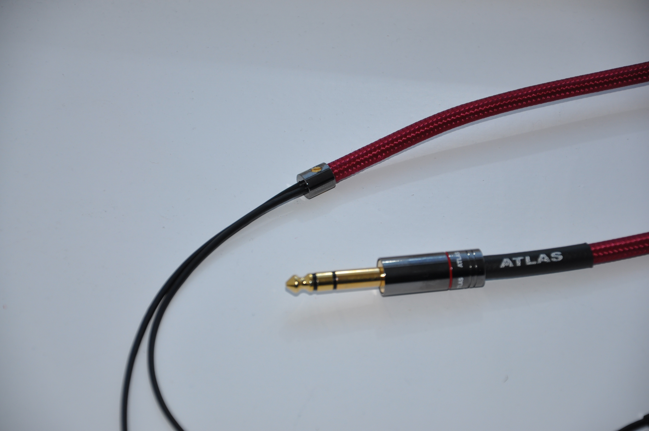 Atlas Zeno headphone cables - HiFi and Music Source
