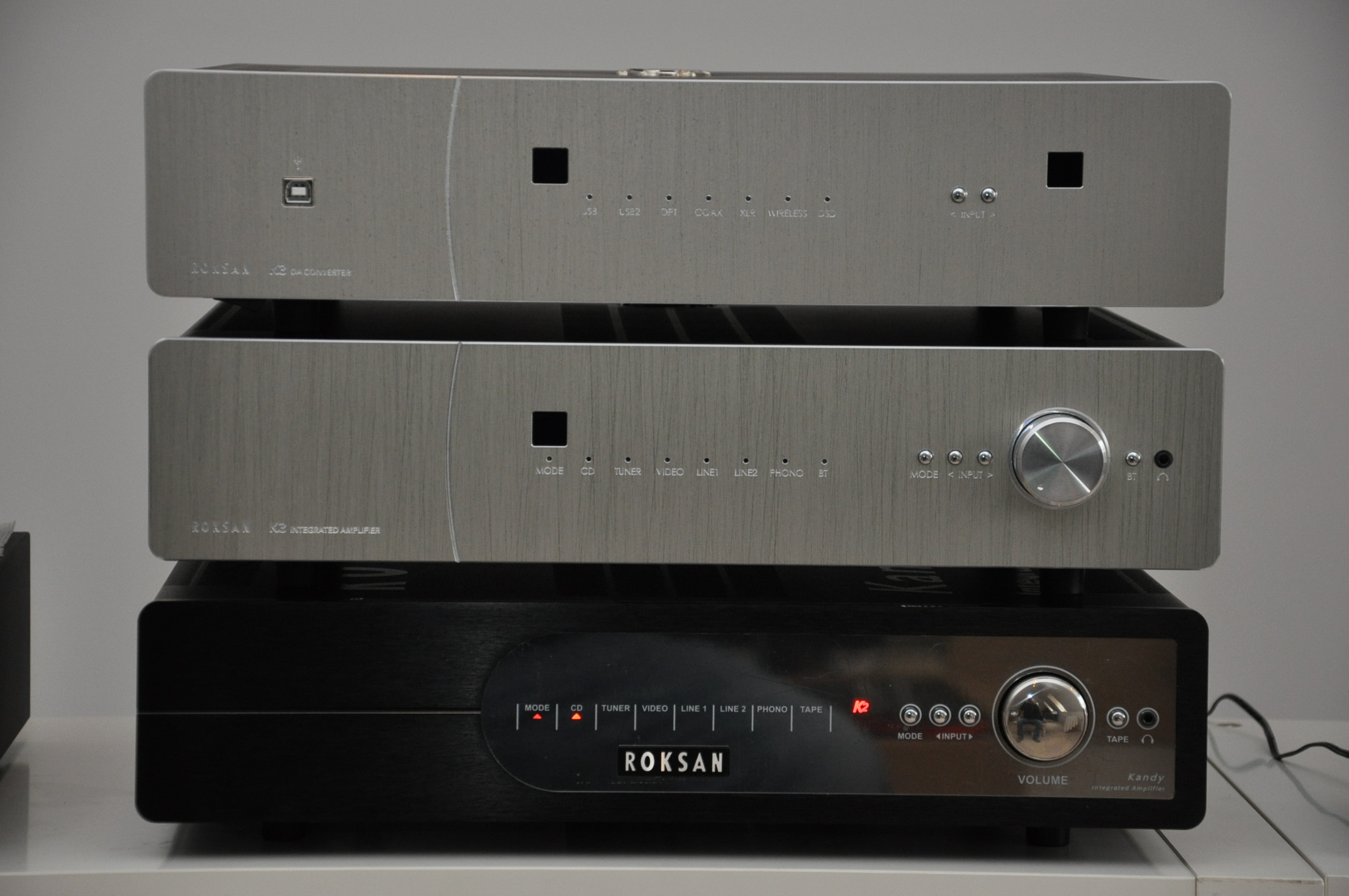 Roksan K3 Integrated Amplifier Review Hifi And Music Source 140w Power