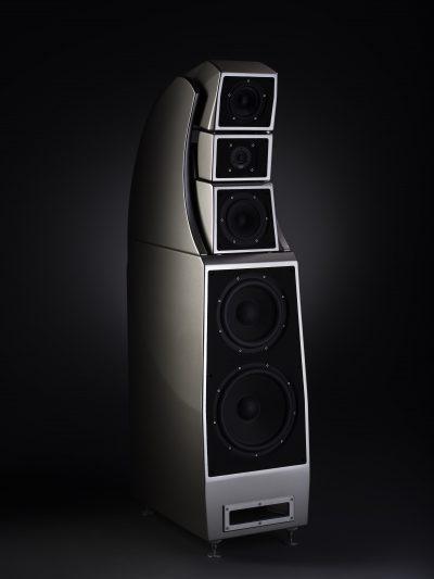 Wilson Audio Alexx UK Launch