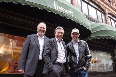 IXION – Harrods launch photos
