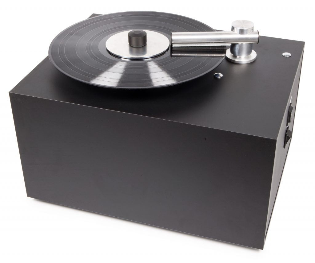 Pro-Ject VC-S vinyl record cleaner