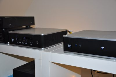T+A DAC 8 & AMP 8 Review