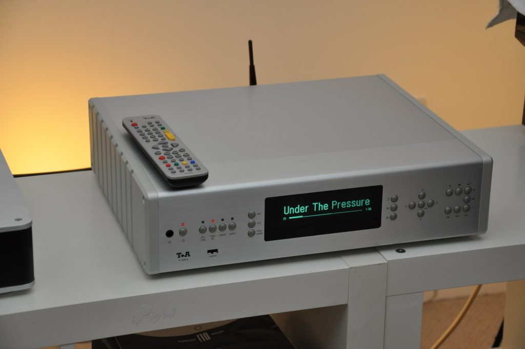 Coming Up – T+A R 1000 E Music Receiver
