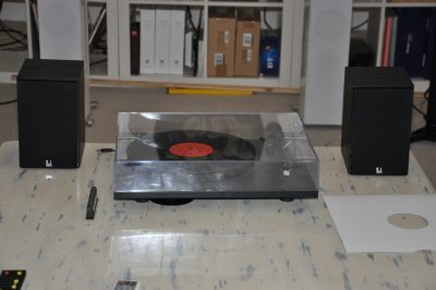 Roth VA4 Vinyl Plug and Play Speakers