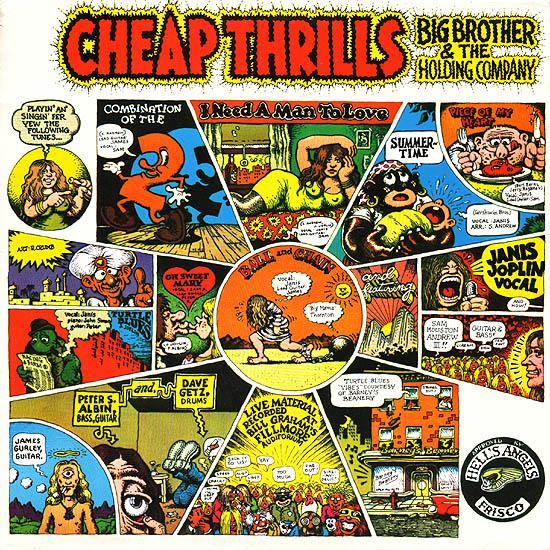 124 –  Cheap Thrills