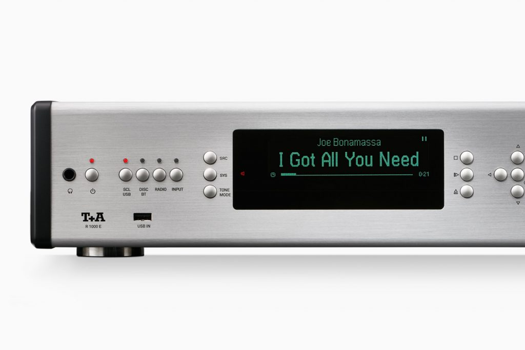 T+A R 1000 E Music Receiver Review
