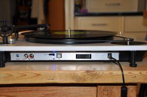 Elipson Ω 100 - RIAA BT