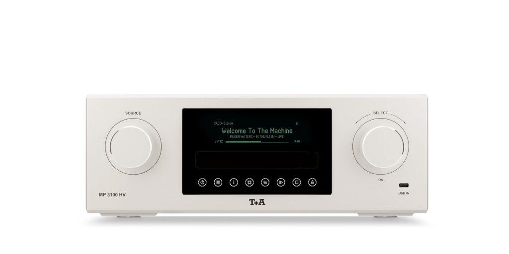 T+A MP 3100 HV – News