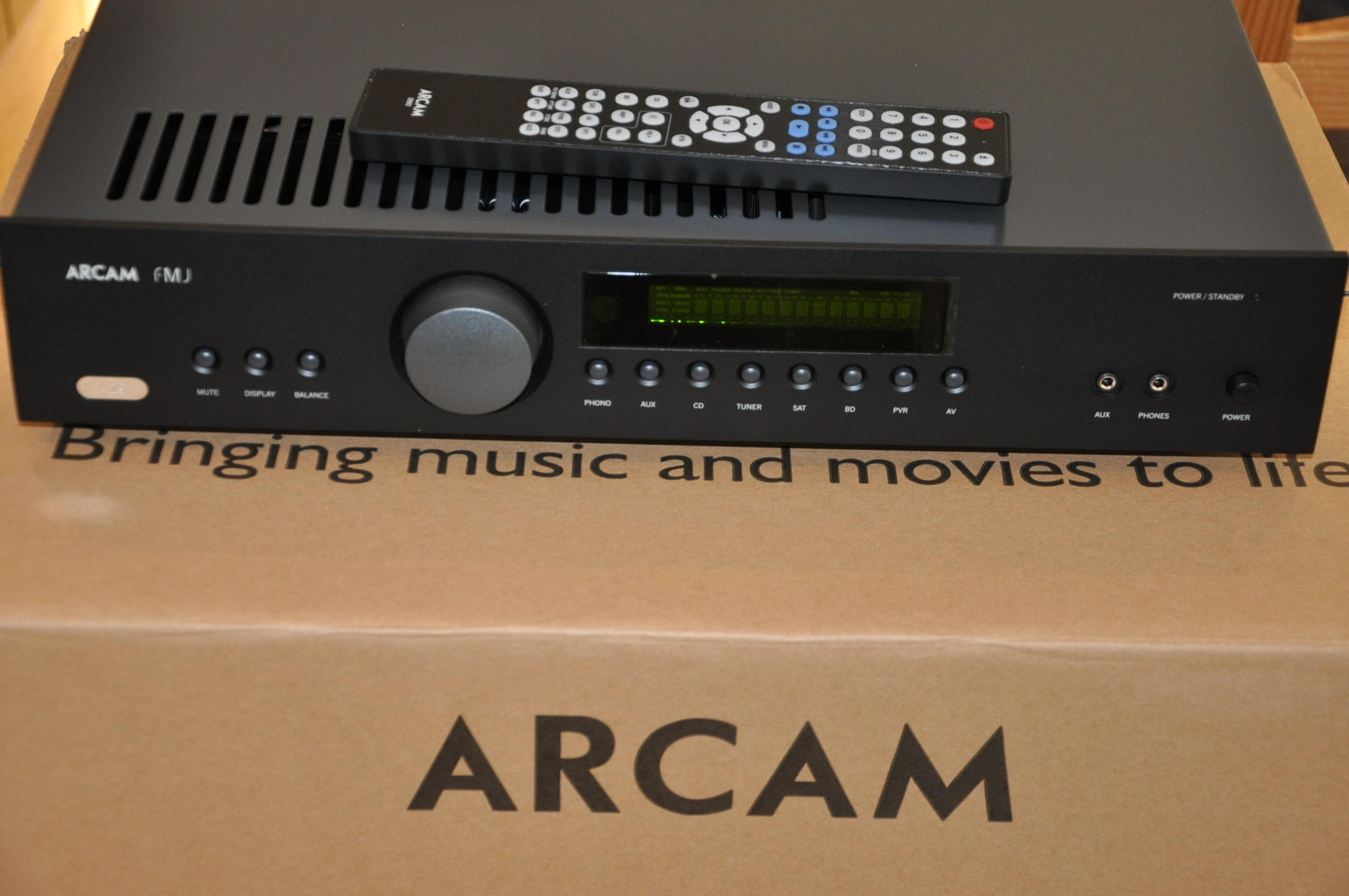 Arcam FMJ A29 - Review - HiFi and Music Source