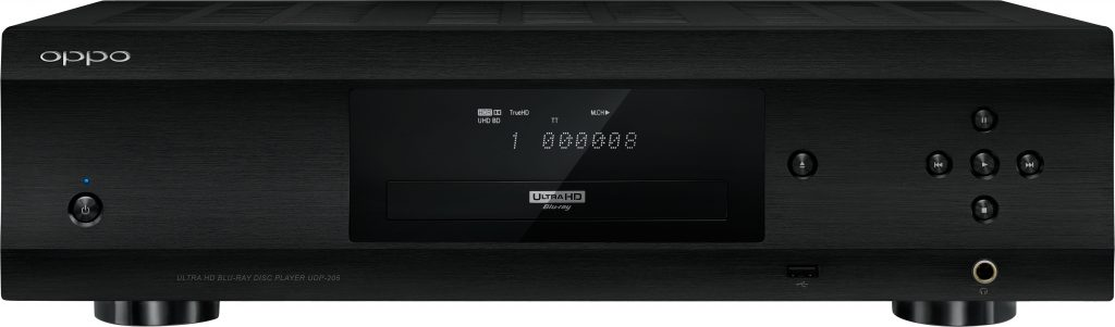 OPPO Releases UDP-205 Audiophile Universal Player