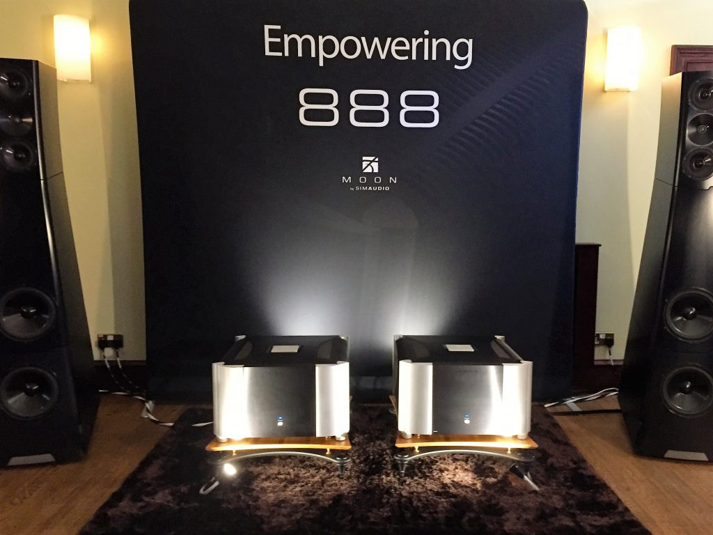 Moon 888 Hyper Amplifier Launch