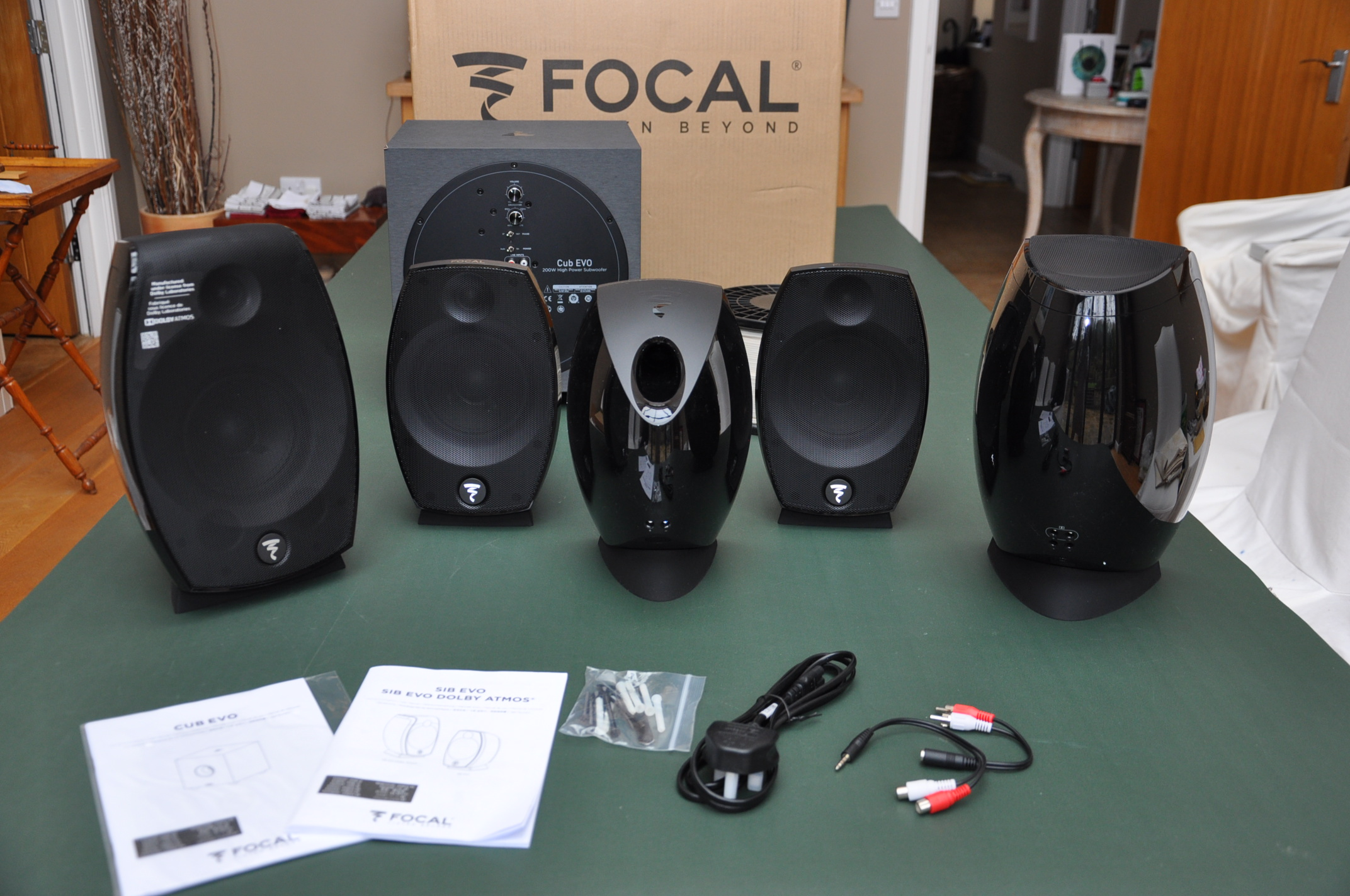 Focal Sib Evo 5 1 2 AV Review - HiFi and Music Source