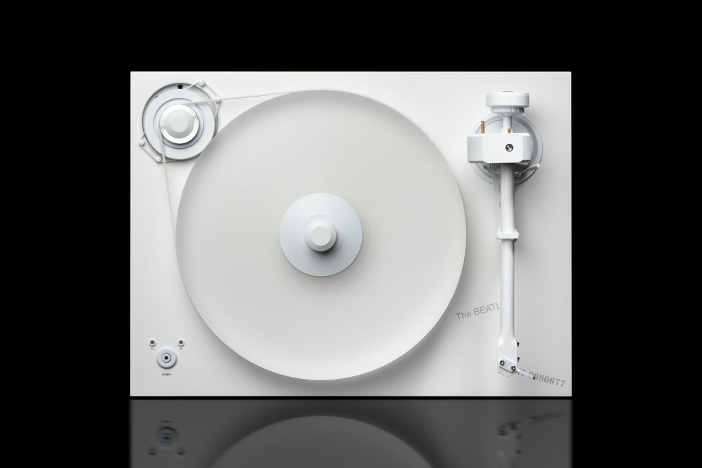 Pro-Ject 2Xperience The Beatles White Album - HiFi and Music