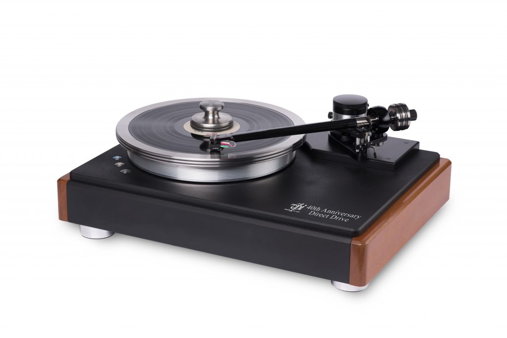 VPI launch 40th Anniversary turntable