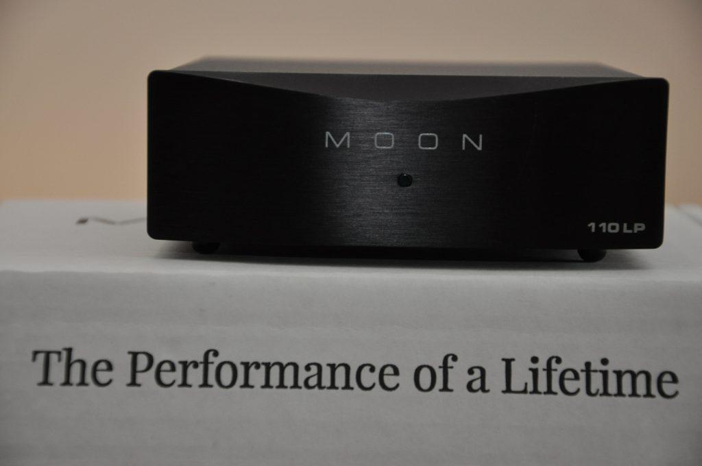 MOON 110 LP v2 – Phono pre-amplifier