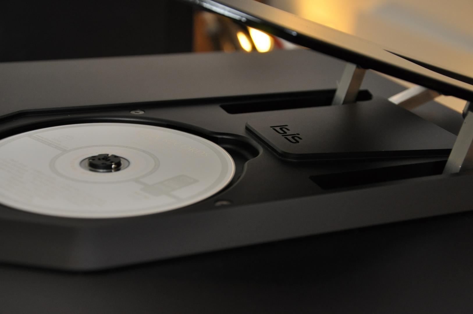 Rega Isis CD Player - Review - HiFi and Music Source