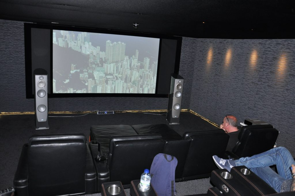 Pulse Cinemas with Anthem Paradigm – Visit