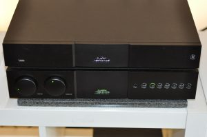Naim Supernait 3 with ND5 XS2