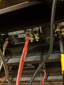 Vertere Redline Cable