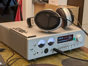 T+A HA 200 headphone amplifier