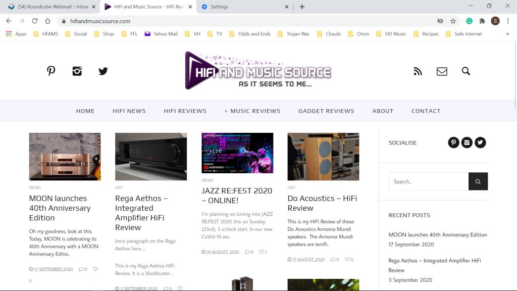 hifiandmusicsource.com is now SSL SECURE