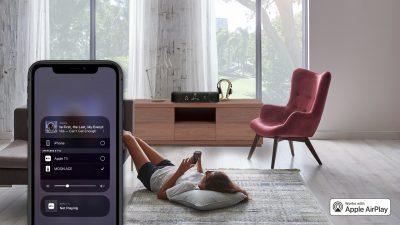 MOON adds Apple Airplay 2 – HiFi News