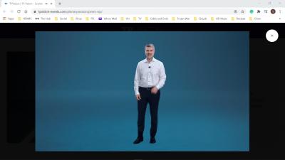Philips TV & Sound – online event
