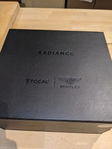 Focal for Bentley Radiance