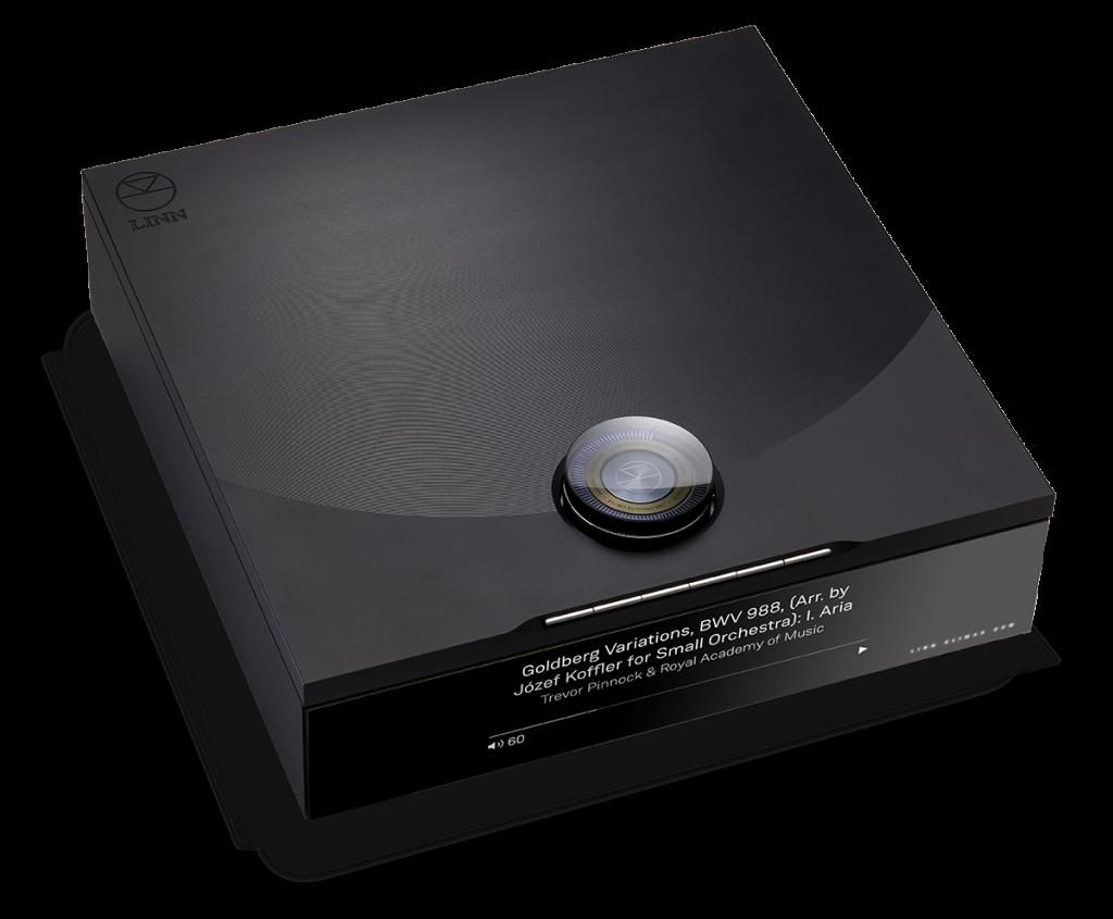 Linn's new flagship Klimax DSM streamer