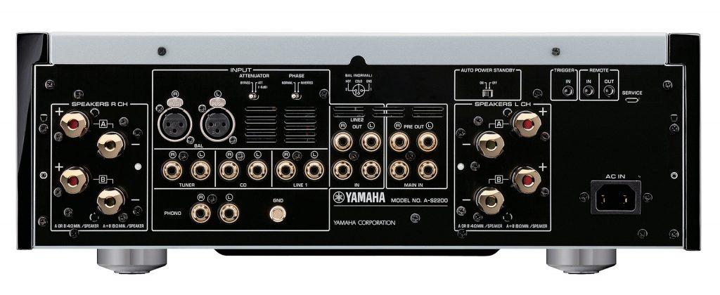 Yamaha_A-S2200_rear_panel_connectivity