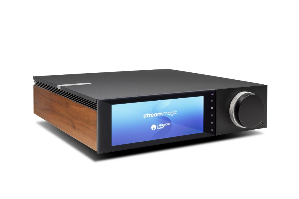 Cambridge Audio introduces two all-in-one music streaming systems