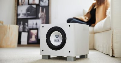 REL Acoustics brings X factor to active sub-bass series