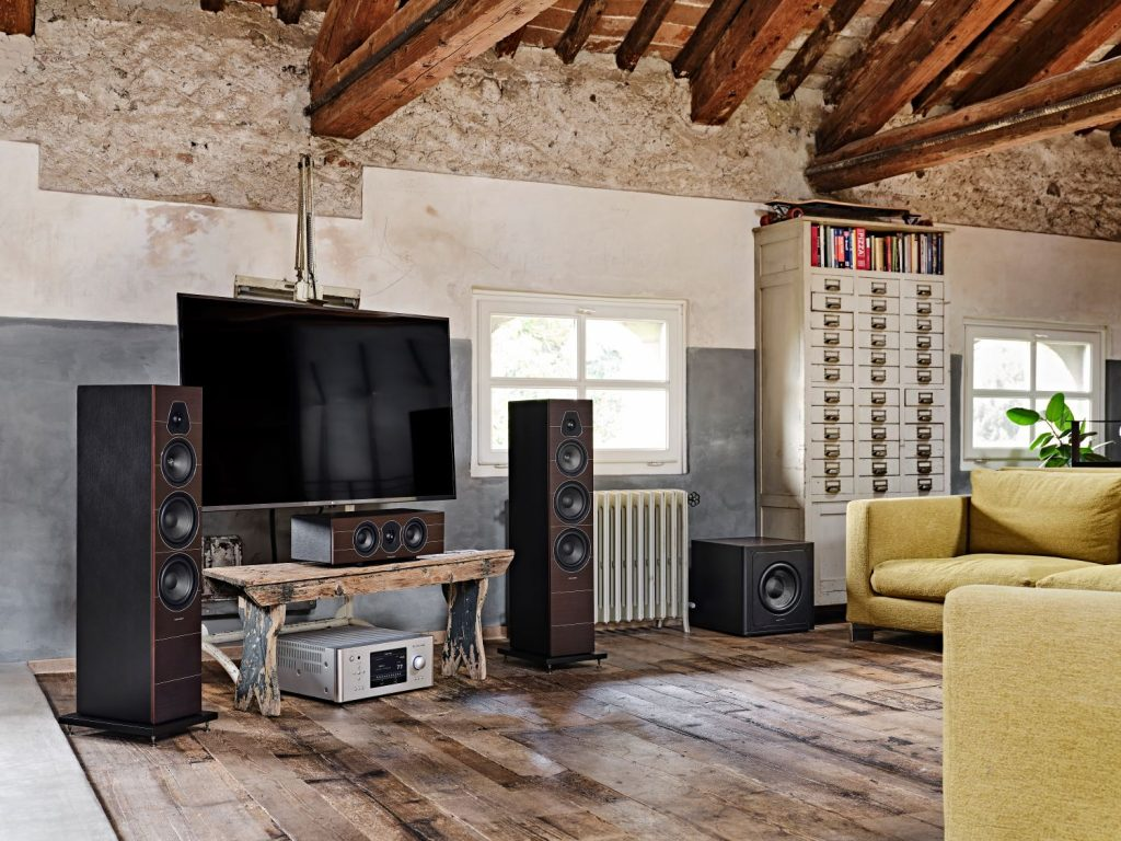 Two new Sonus faber models launched