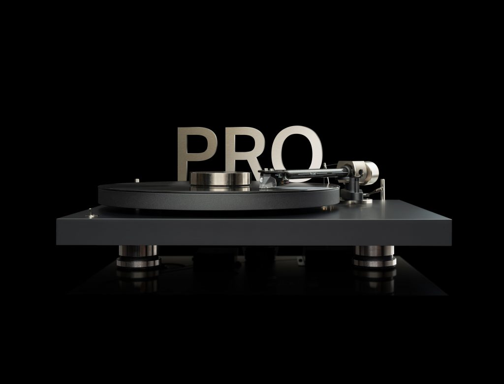 New 30th Anniversary Pro-Ject Debut PRO