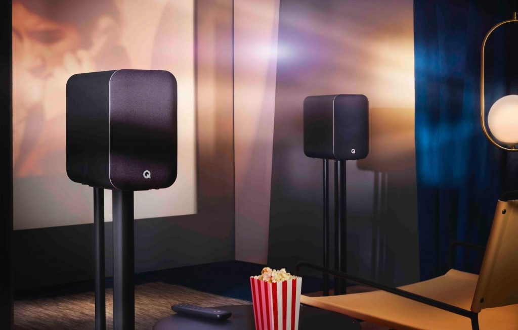 Q Acoustics launches M20 HD wireless music system